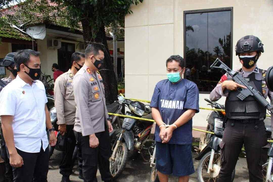 Polres Jepara Berhasil Ringkus Pencuri Sepeda Motor Di Masjid-masjid
