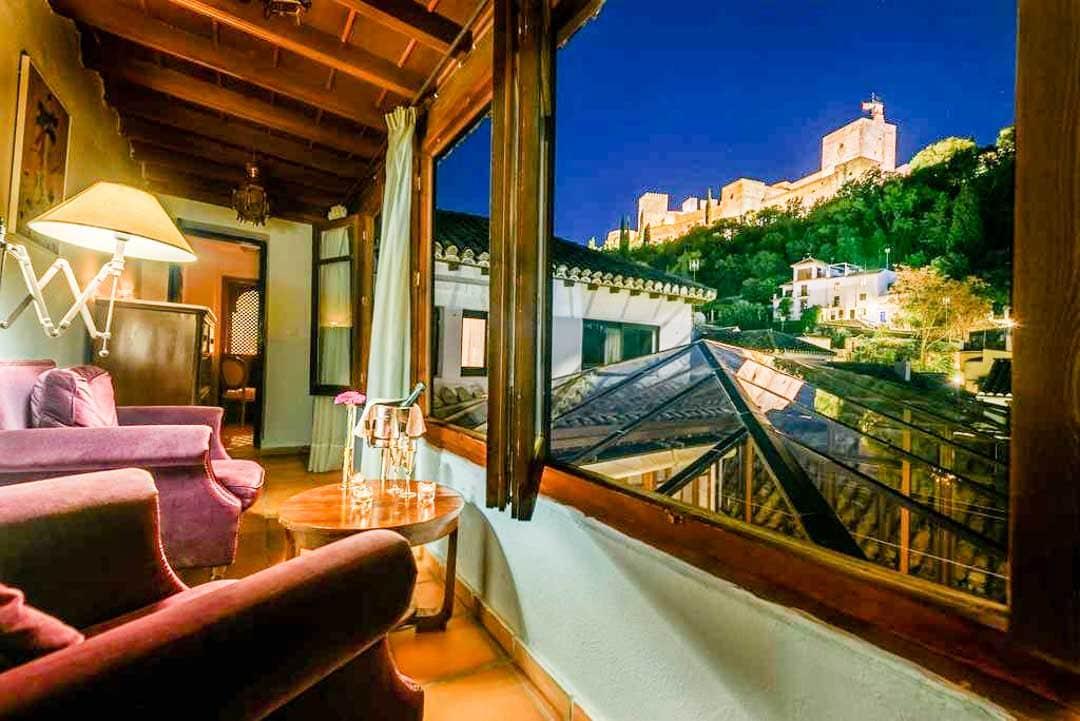 hoteles-con-vistas-Alhambra-IDEAS-PARA-SAN-VALENTÍN