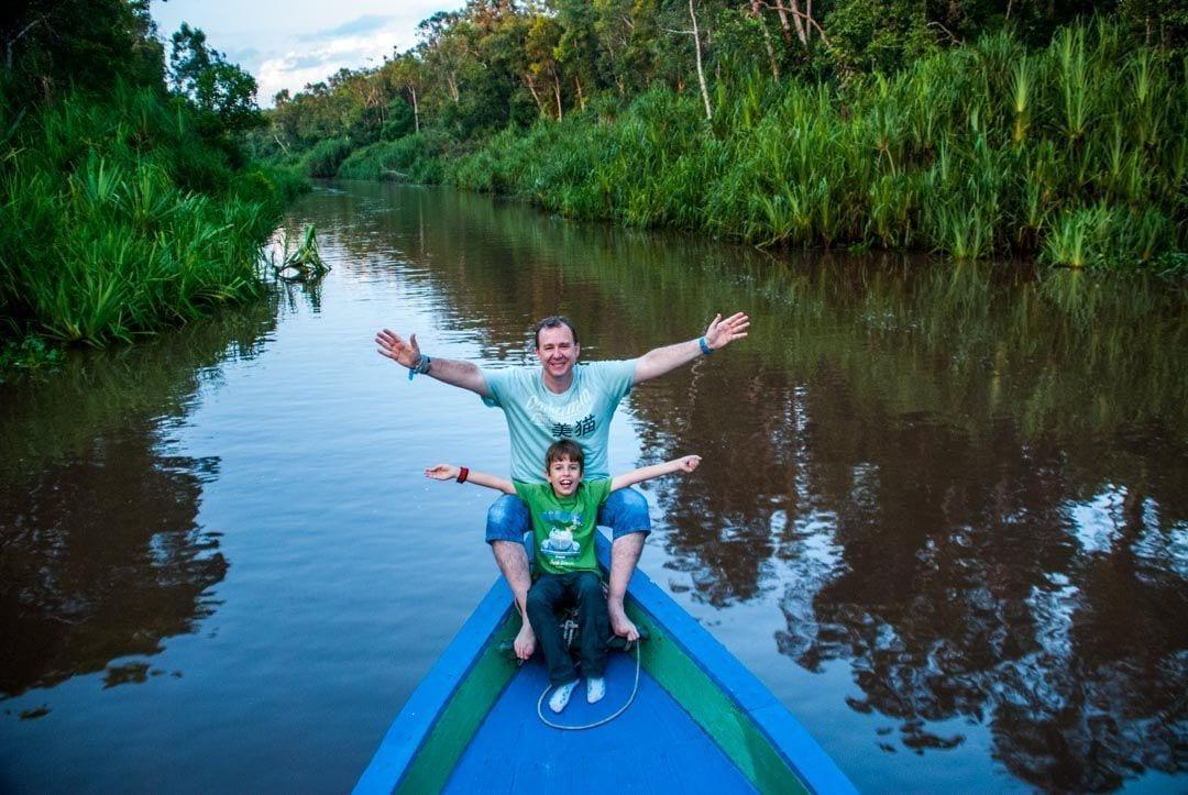 tour-Borneo
