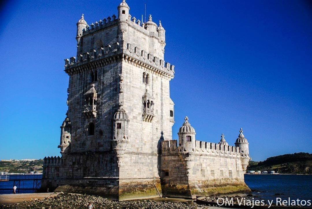 que-ver-en-Lisboa-Torre-de-Belén