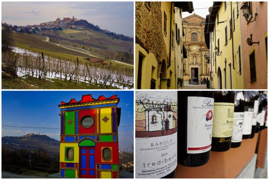La Morra, Italy - Experiencing the Globe