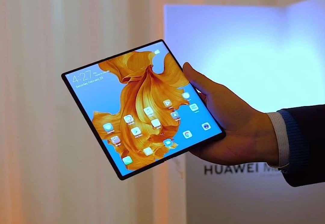 Huawei Mate X está