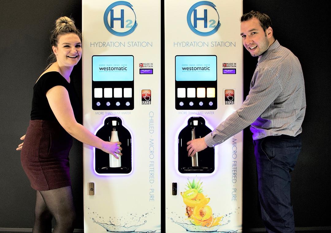 Новые реалии H2O Hydration Station от Westomatic