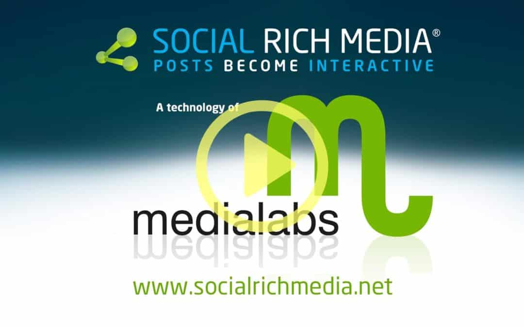 Motion graphics explainer video Social Rich Media