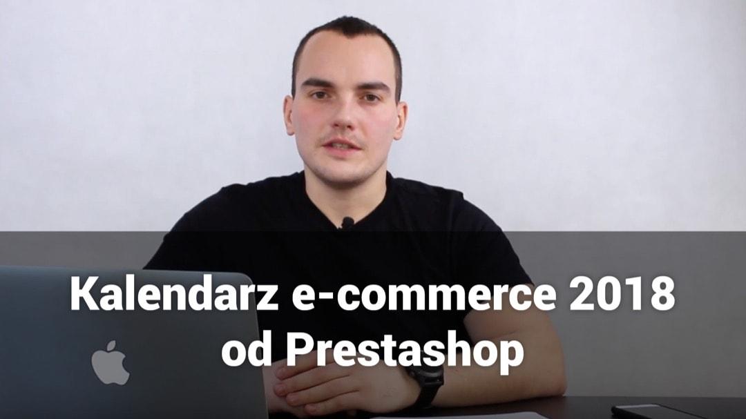 Kalendarz e-commerce 2018 od Prestashop