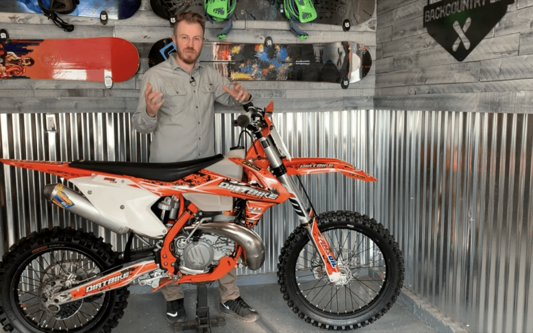 Best Trail Dirt Bikes For Beginners For 2020 Dirtbike Sam