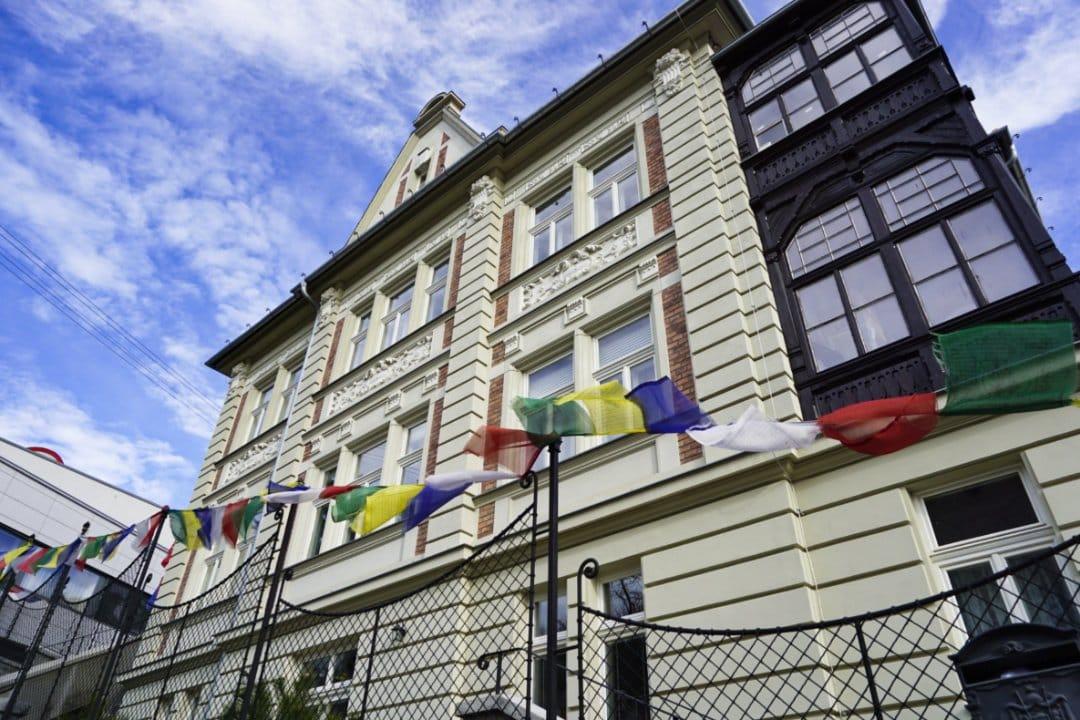 Buddhist temple, Bratislava, Slovakia – Experiencing the Globe