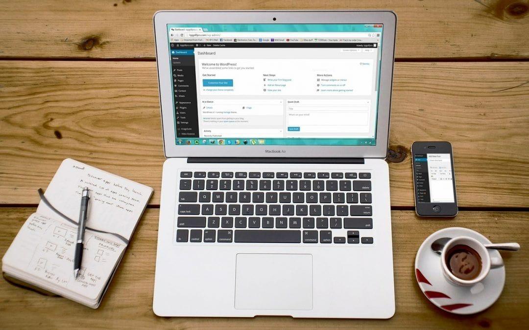 Configuración de Usuario del blog en WordPress