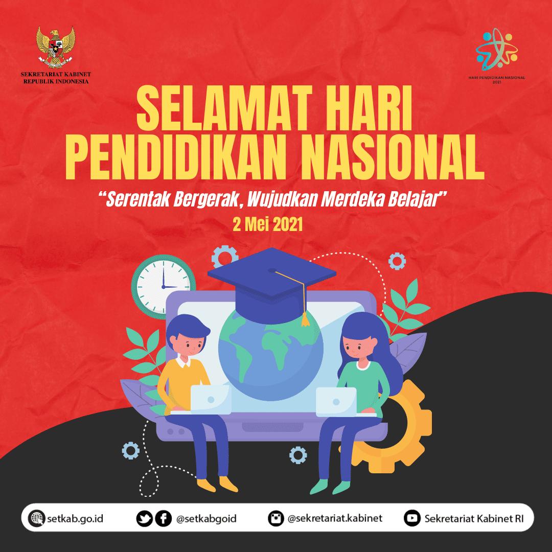Hari Pendidikan Nasional 2021
