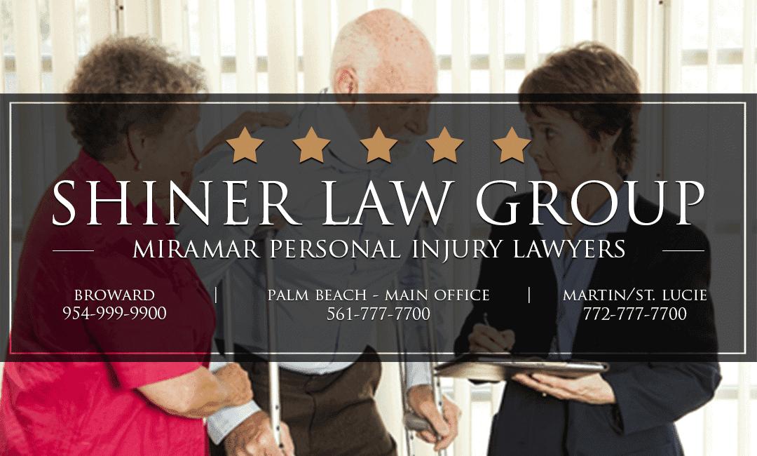 Miramar Personal Injury Attorneys Shiner Law Group
