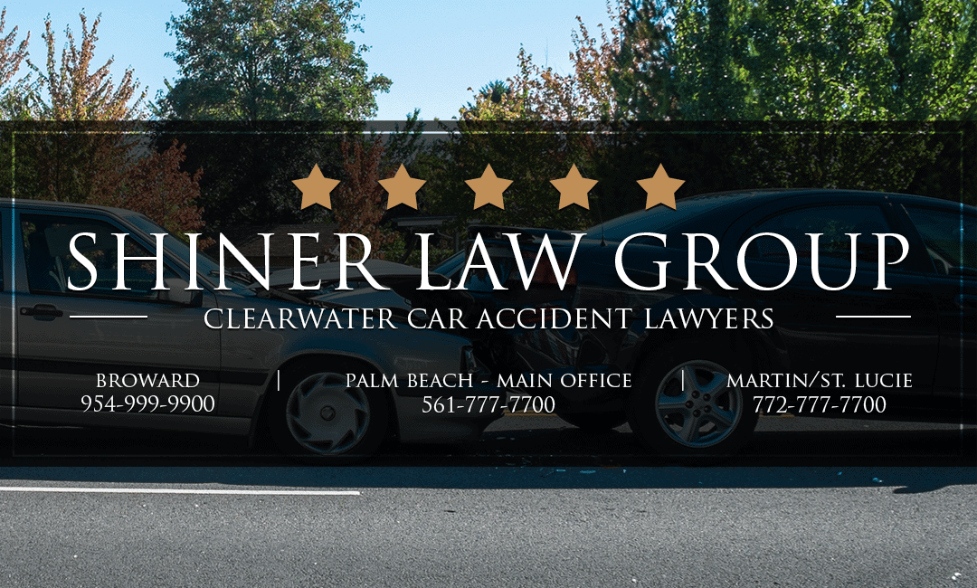 Clearwater Car Accident Attorneys Shiner Law Group