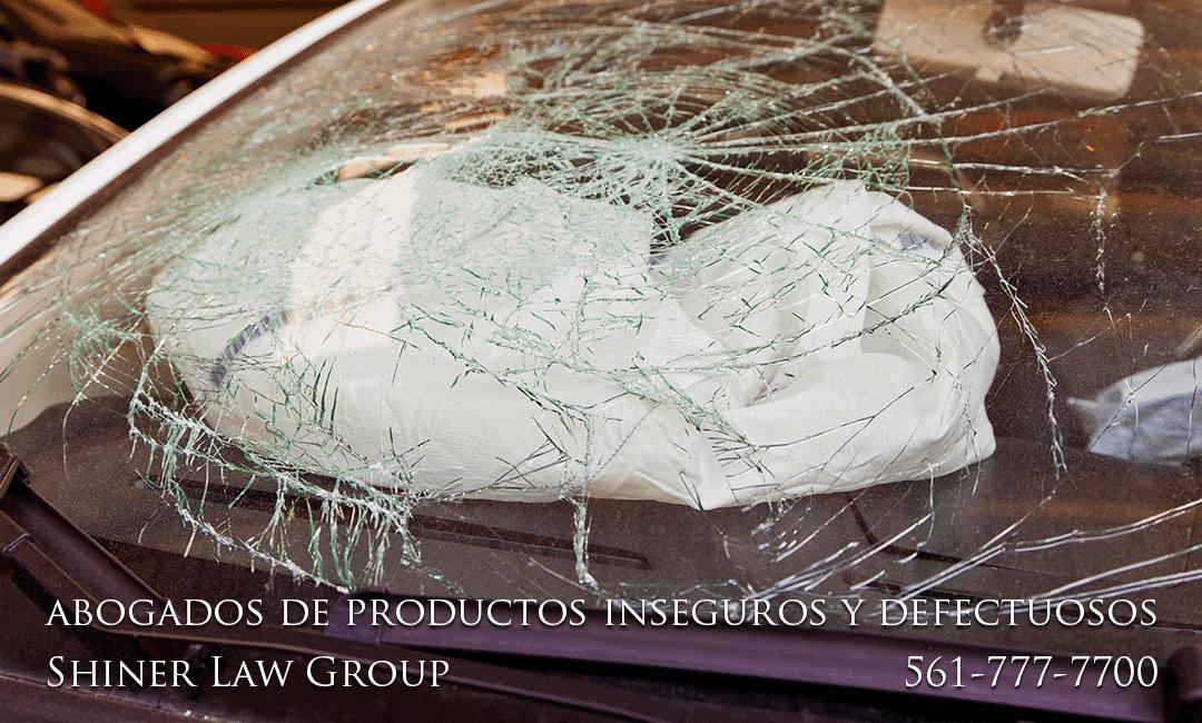 Abogados de Productos Inseguros Y Defectuosos Shiner Law Group