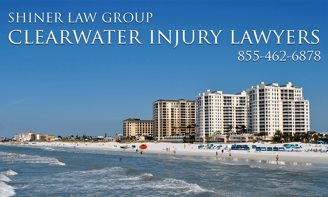 Clearwater Injury Lawyers Shiner Law Group Personal Injury Lawyers