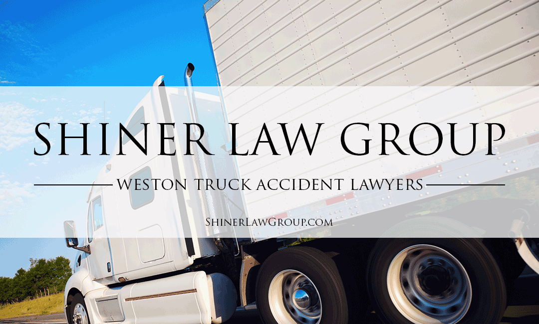 Weston-Truck-Accident-Lawyers-Shiner-Law-Group-Personal-Injury-Attorneys