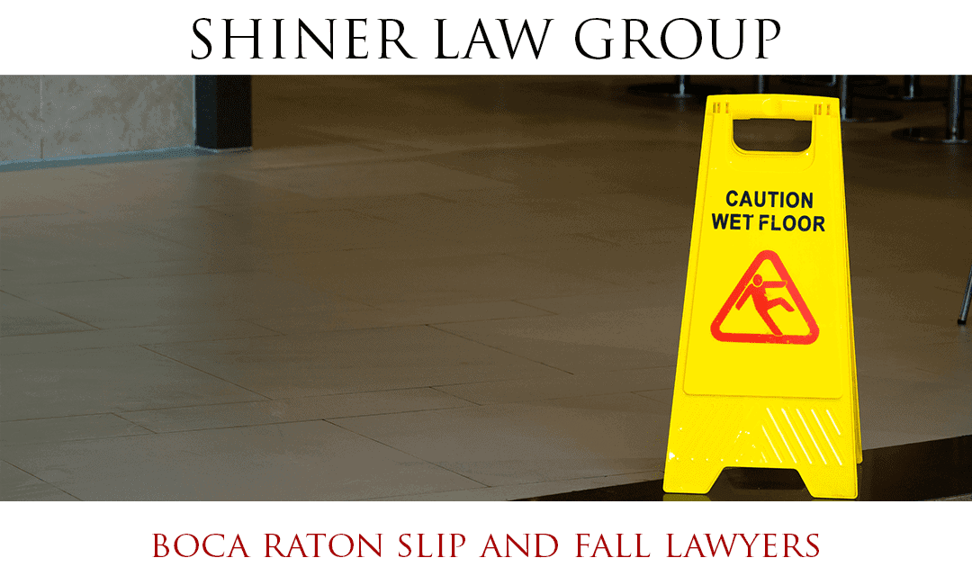 Boca Raton Slip and Fall Lawyers