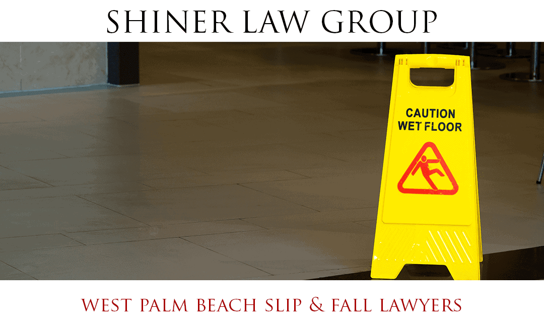 West Palm Beach Slip and Fall Lawyers
