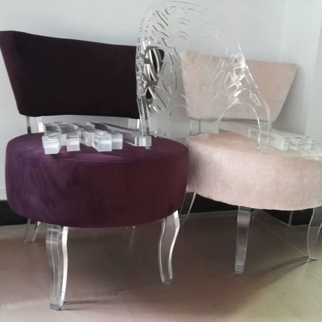 Acrylic Furniture Legs Manufacturer