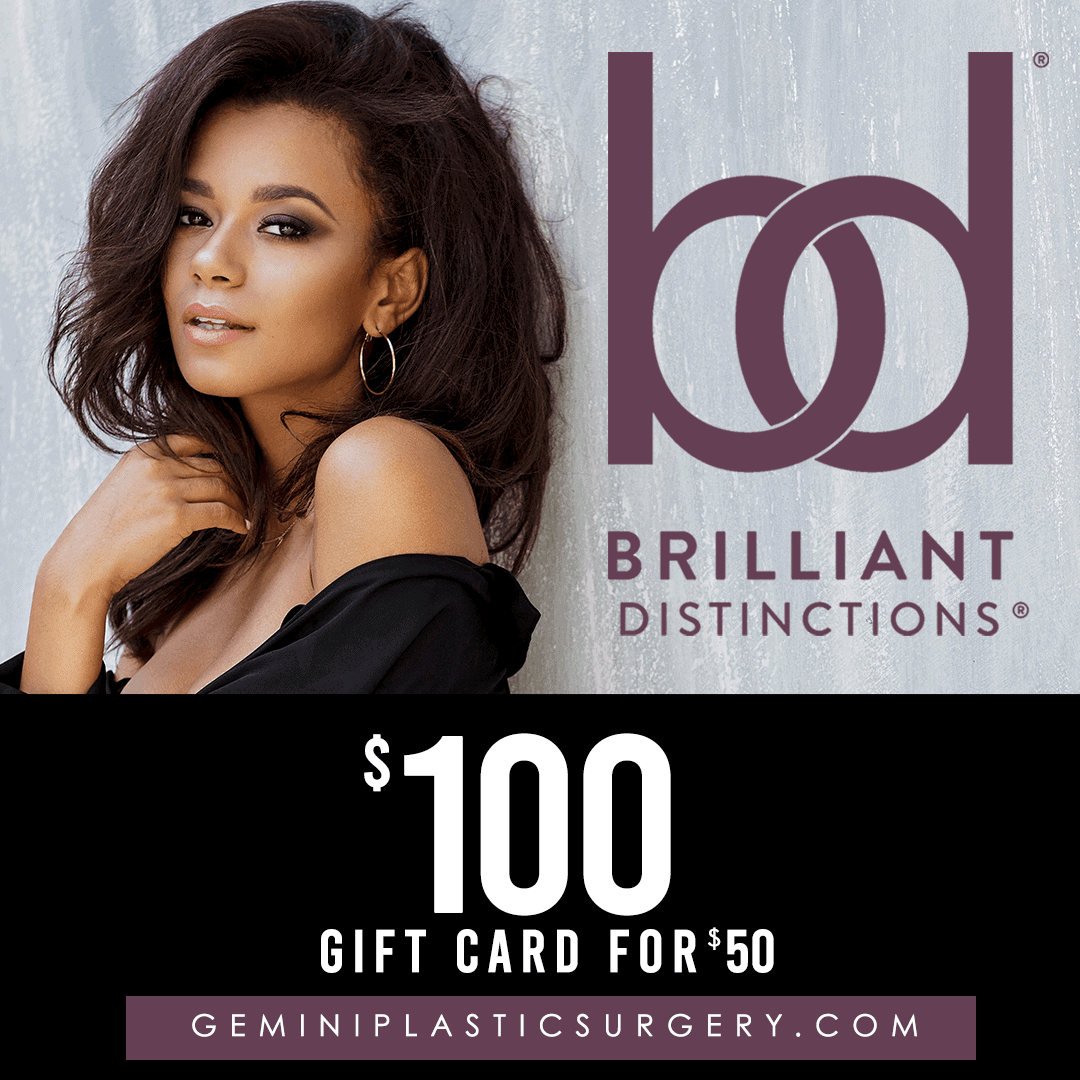 Brilliant Distinctions $100 Gift Card for $50 · Rancho Cucamonga