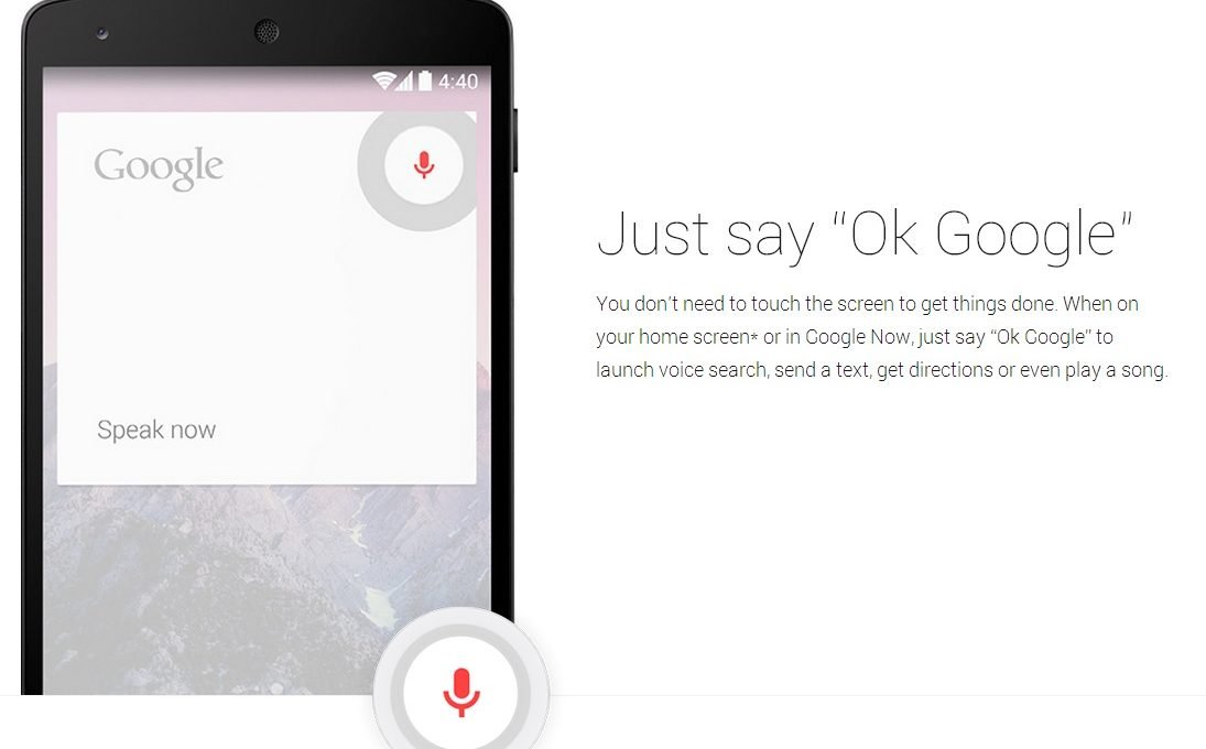 """Android """"Ok Google"""" Not Working"""