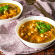 Curry di zucca e ceci Bimby