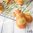 Conigli di pan brioche Bimby