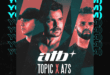 ATB, Topic & A7S join forces on brand new single 'Your Love (9pm)'