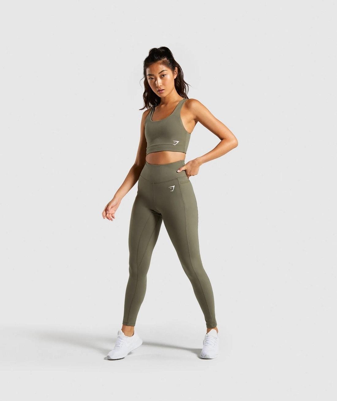 Best Gymshark Leggings for Lifting