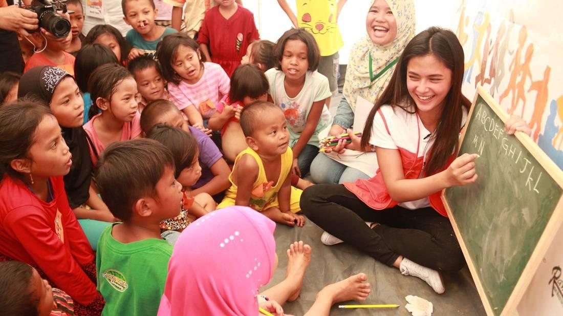 World Vision with Bianca Umali