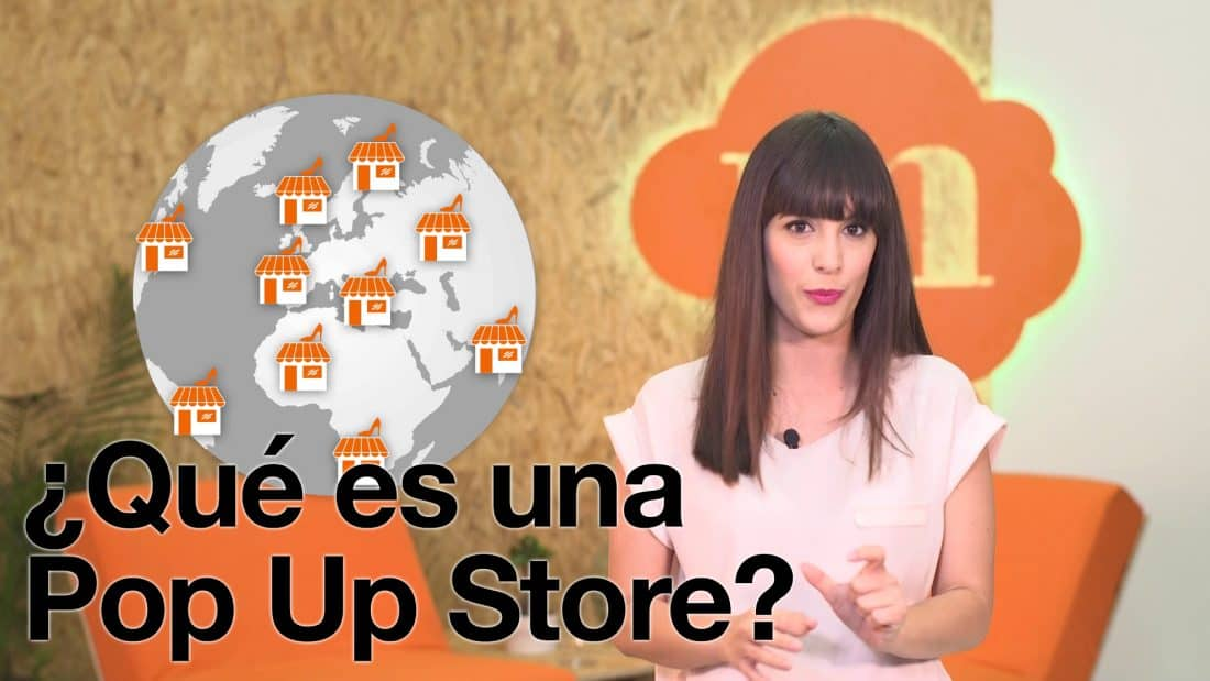 1x21 | ¿Qué es una Pop Up Store?