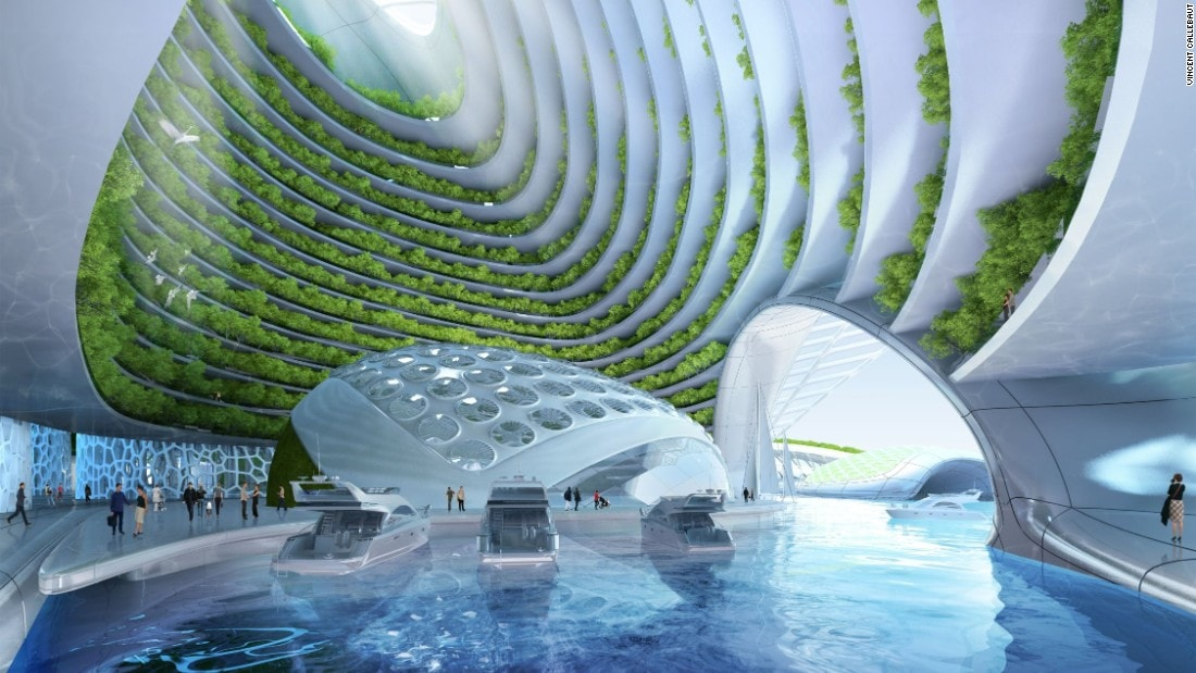 Future Homes Could Be Built Underwater 2