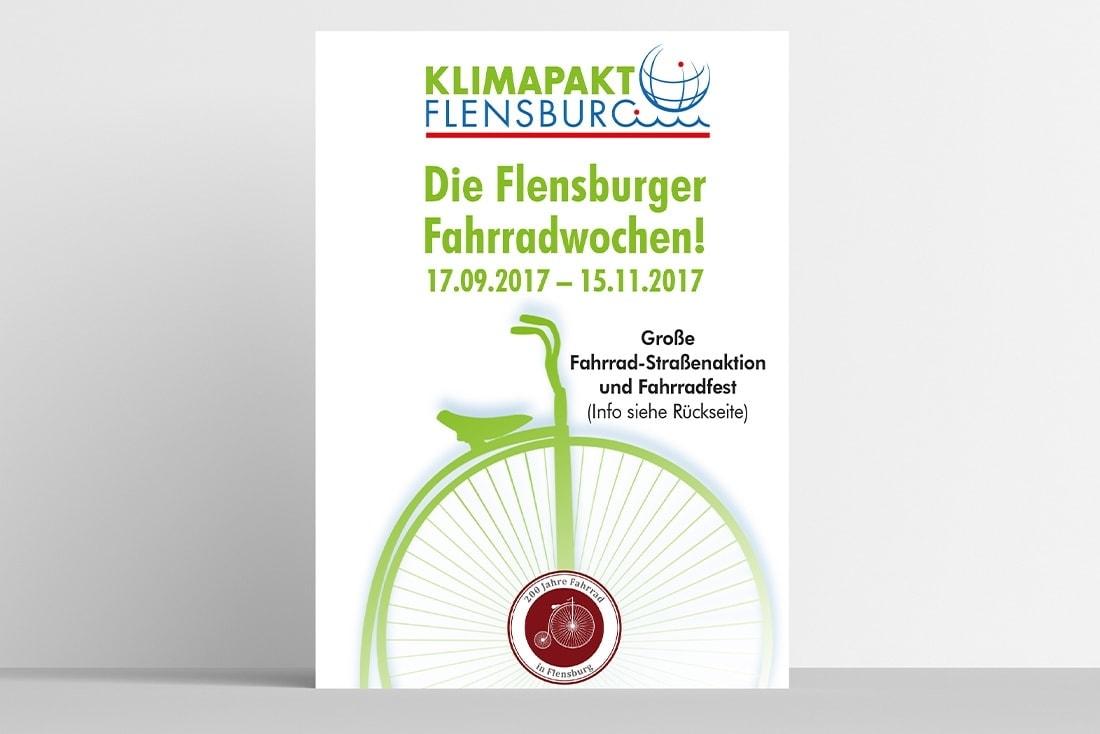 Die Flensburger Fahrradwochen