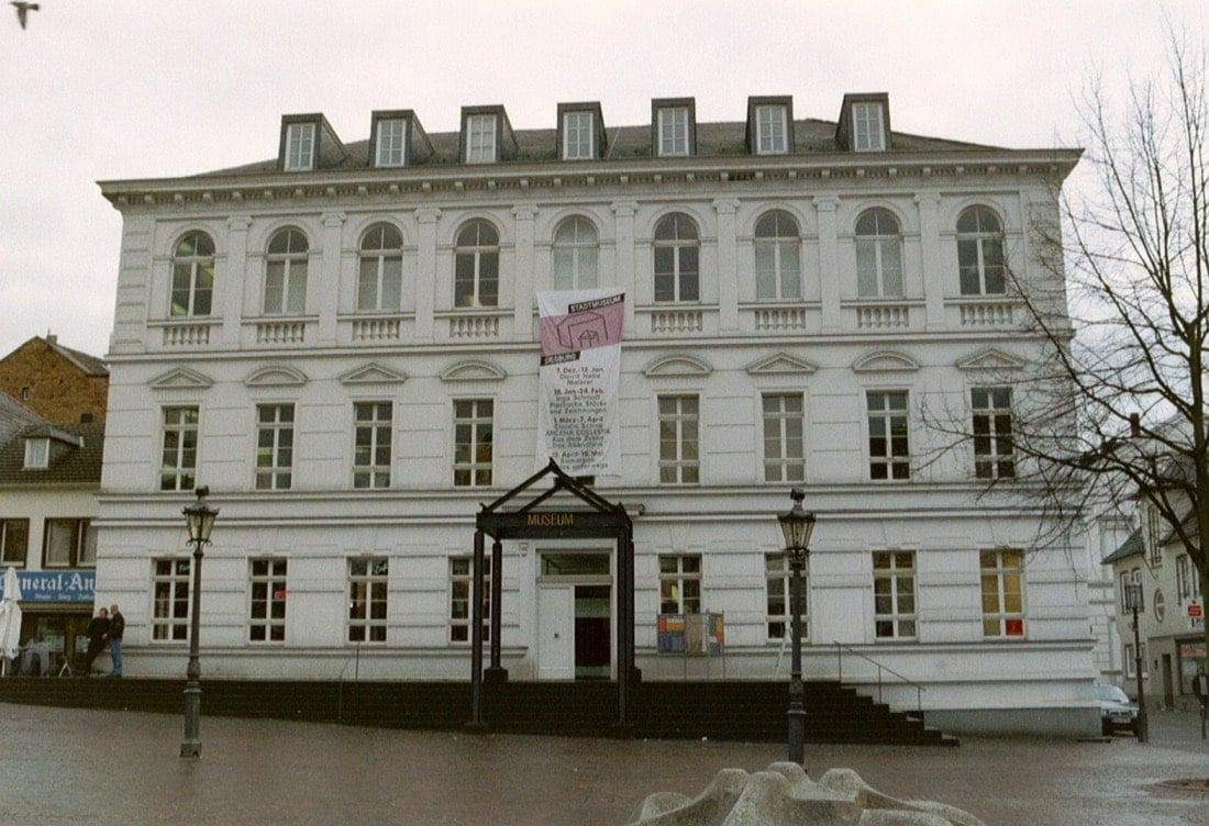 Stadtmuseum Siegburg - Außenansicht