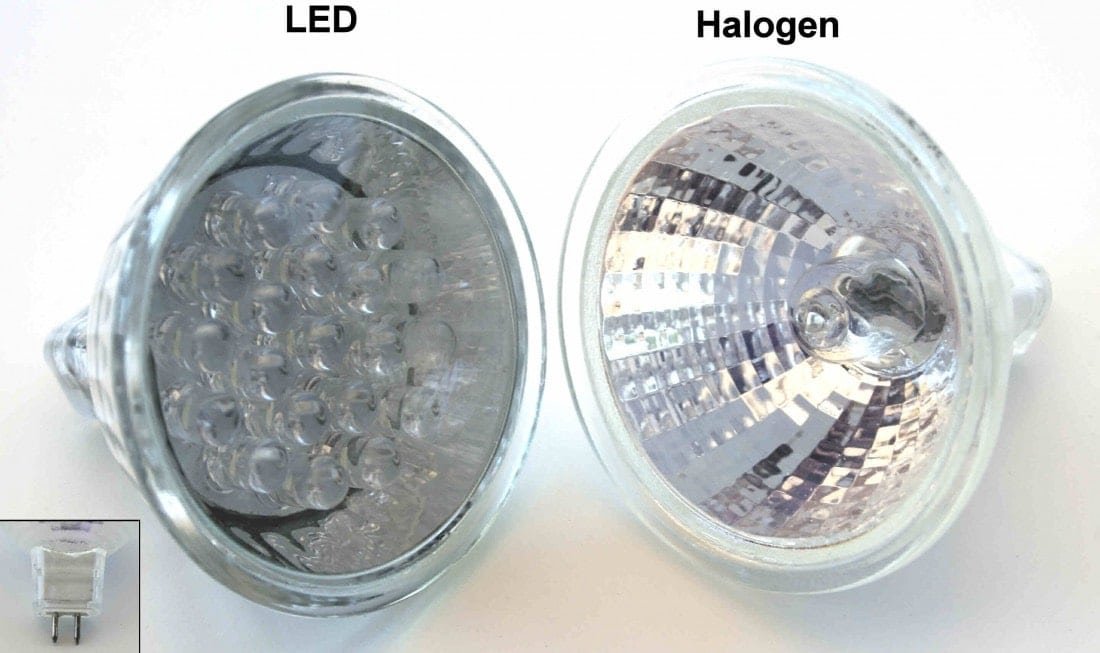 LED_Halogen Quelle: Wikipedia by Ralf Pfeifer
