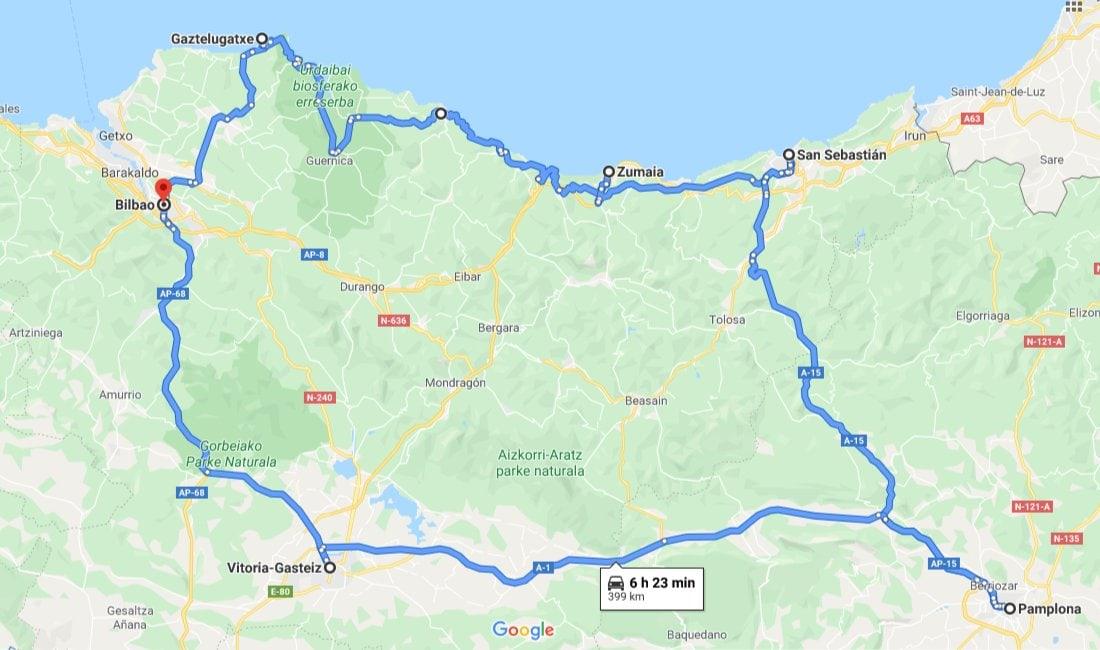 Itinerario-est