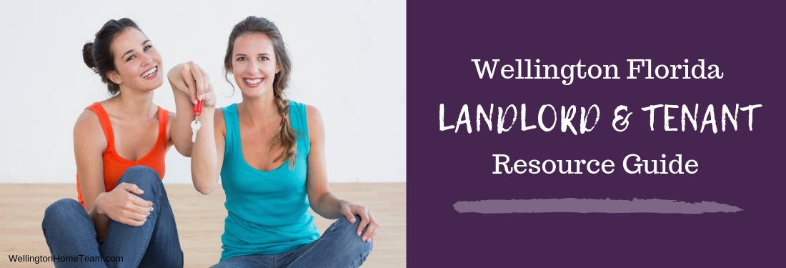 Wellington Florida Rentals - Tenant and Landlord Resource Guide