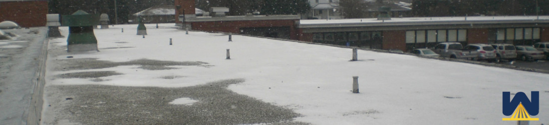 5 Steps to Prepare Your Flat Roof for Winter