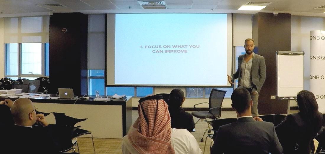Workshop - Training - QNB - Personal Development