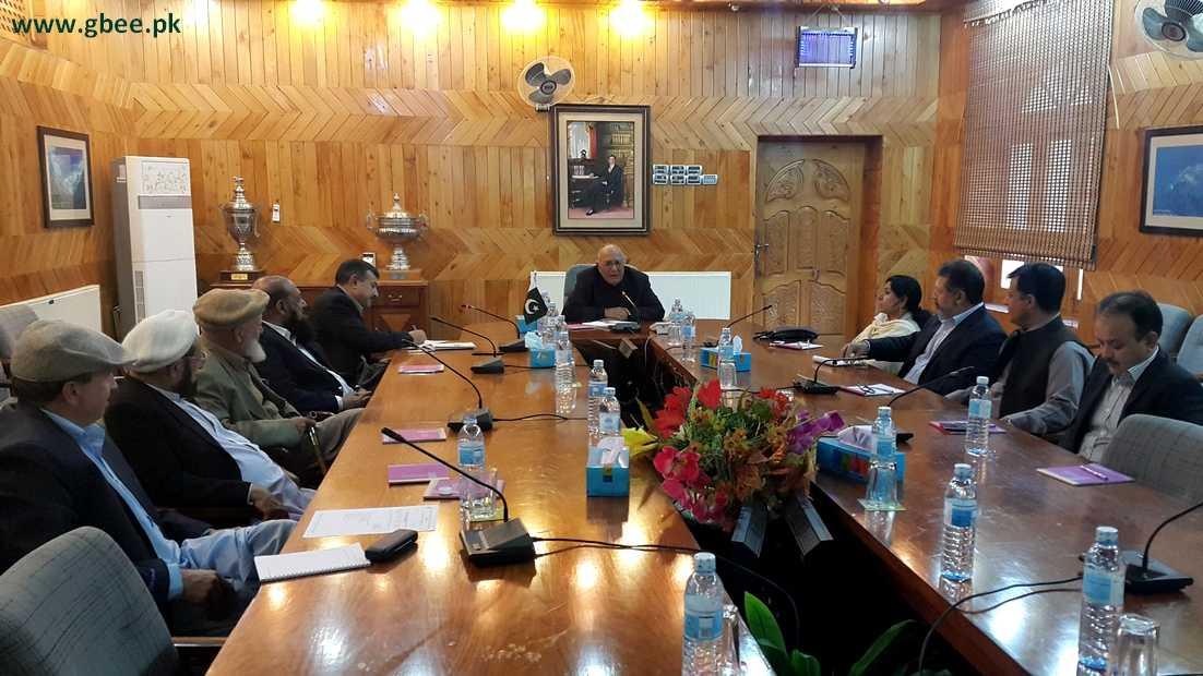 Gilgit-Baltistan Rural Support Programme (GBRSP)
