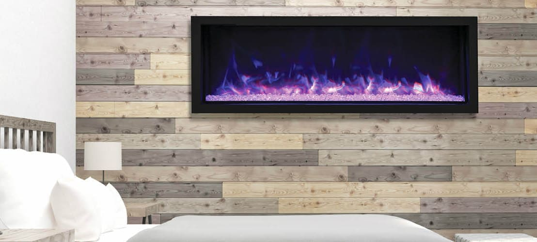 Remii Extra Tall Electric Fireplaces