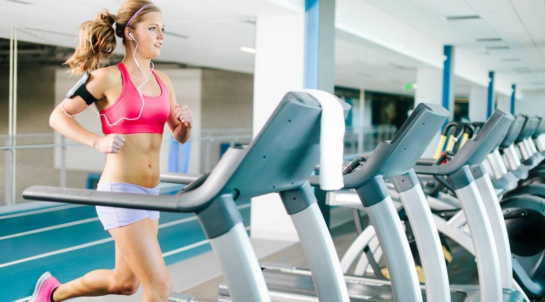 Hit The Treadmill