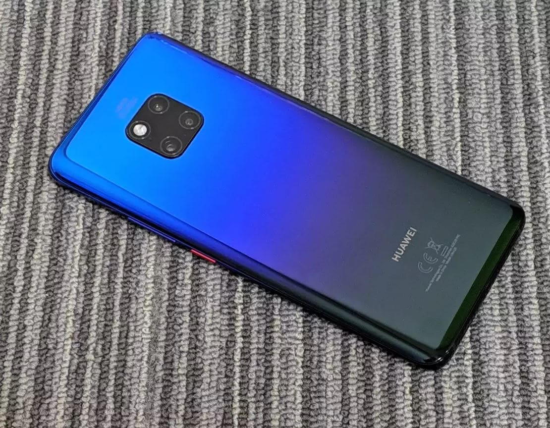 Huawei Mate 20 Pro Black Screen of Death