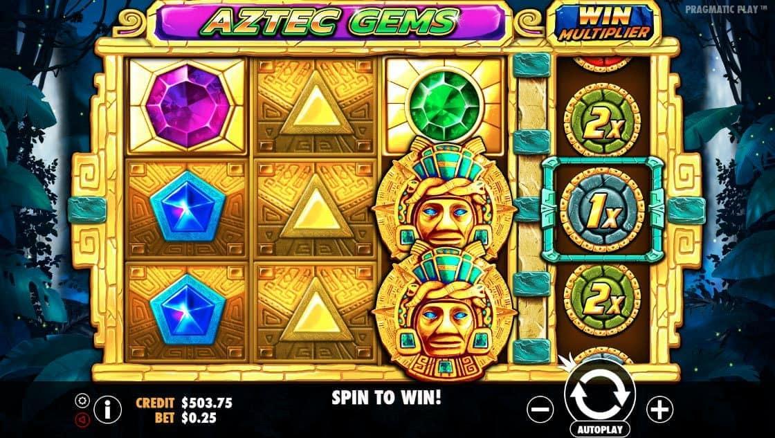 Aztec Gems Pokies