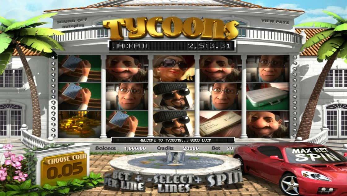 Tycoon Slot