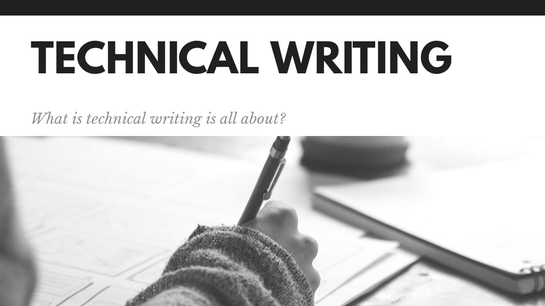 Technical-writing-is