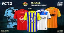 FC'12 – Israel – Premier League 2018/19