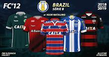FC'12 Brazil – Série B 2018