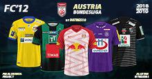 FC'12 – Austria – Bundesliga 2018/19