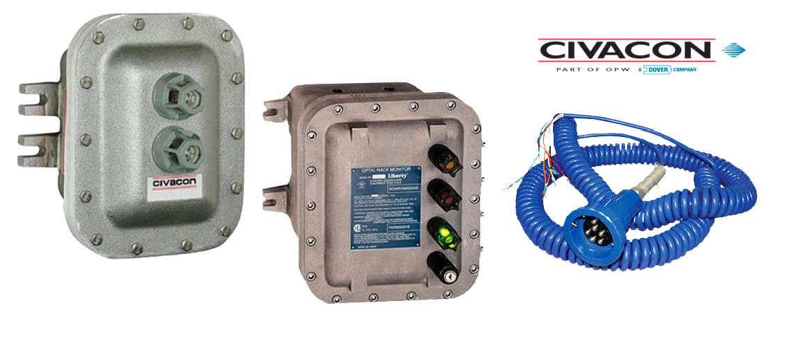 Civacon Ground Monitoring and Controlling Systems