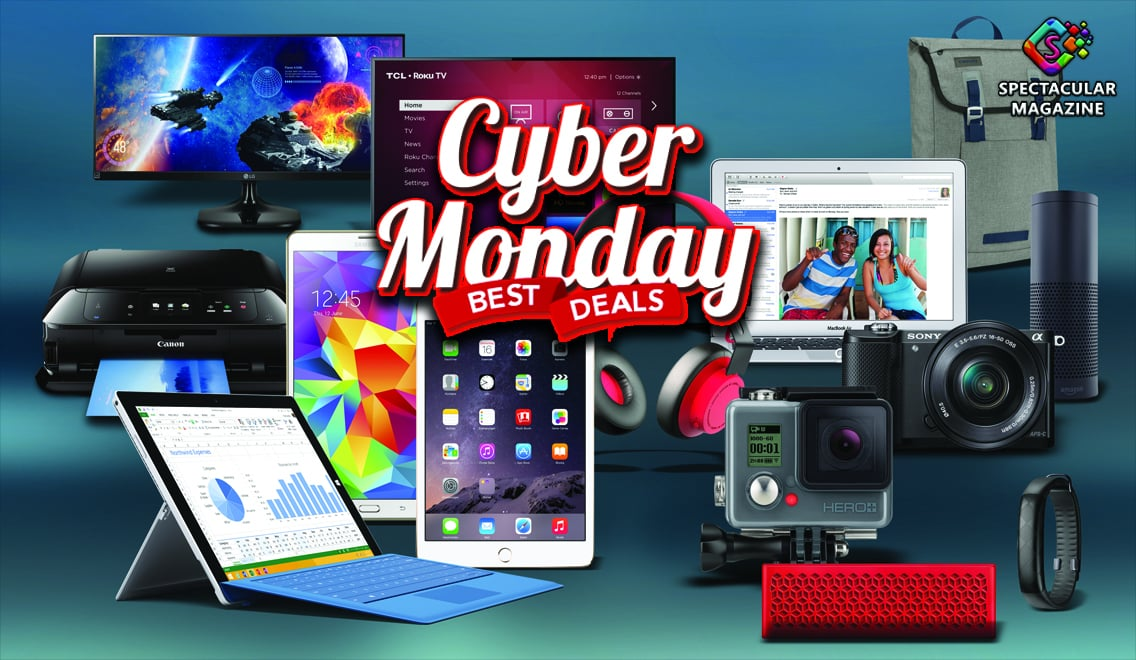 Tech Toys Home Cyber Monday Deals That Are Good All Week Spectacular Magazine