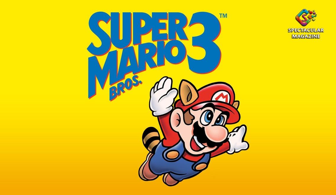 Super Mario Bros 3 30th Anniversary Perspective Spectacular Magazine